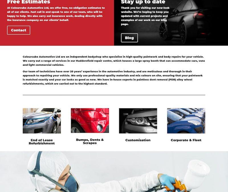 Colour Cube Automotive