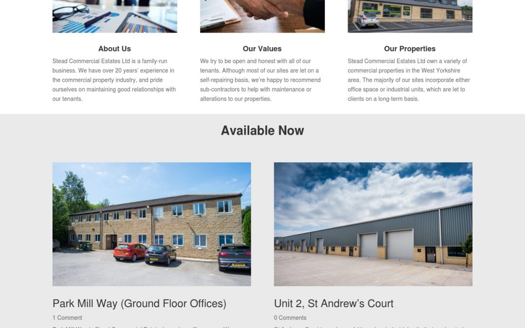Stead Commercial Ltd