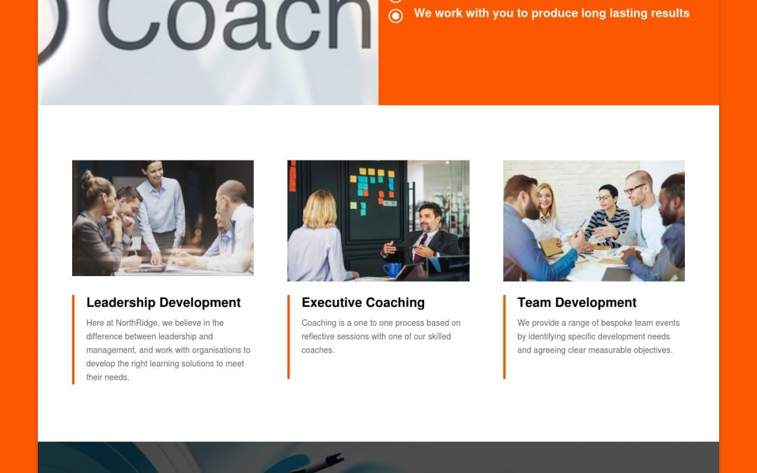 Northridge Coaching Ltd
